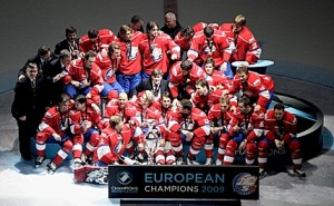 ZSC lift the 2009 CHL title