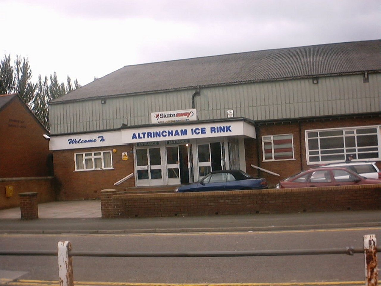 The Old Altincham Ice Rink