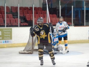 Nottingham Lions are NIHL North 2 Champions